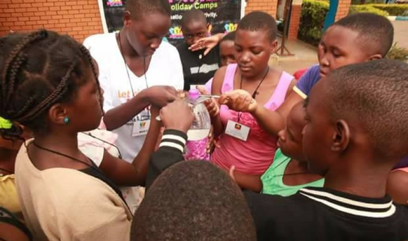 Health plus to skill young people in Busoga