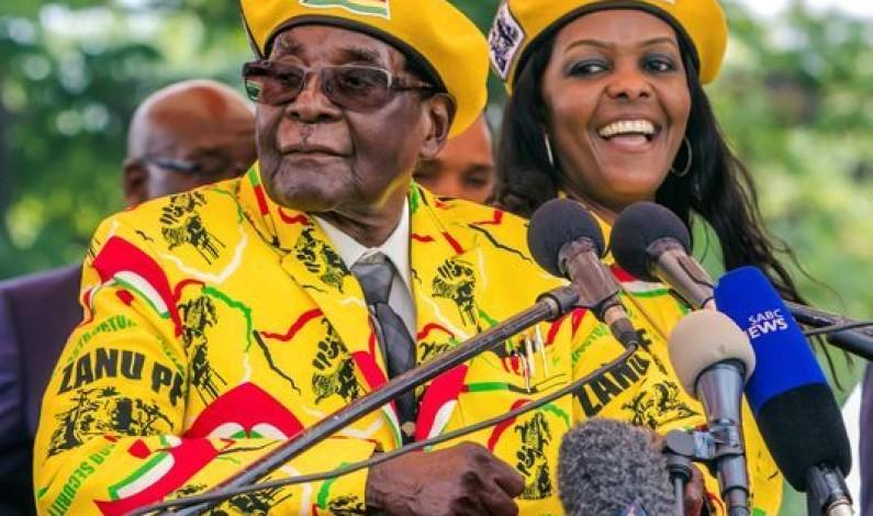 MPs react to Zimbabwe situation