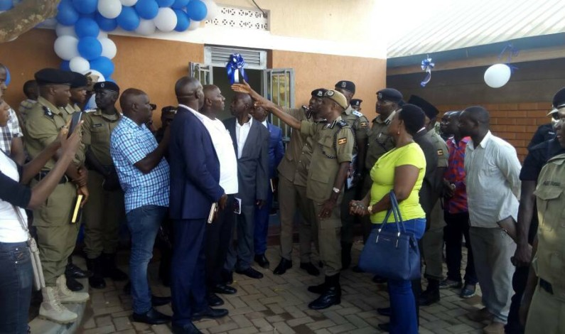 IGP opens special police post in Kulambiro