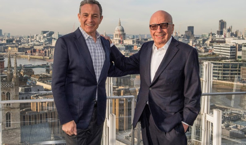 Disney buys 21st Century  Fox  $52.4bn
