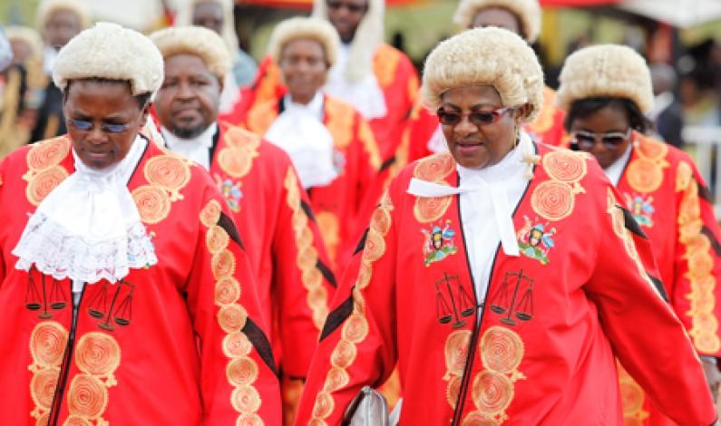 Judicial officers halt strike until February 2018