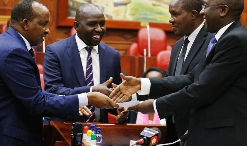 Kenya's EALA elections set for tomorrow