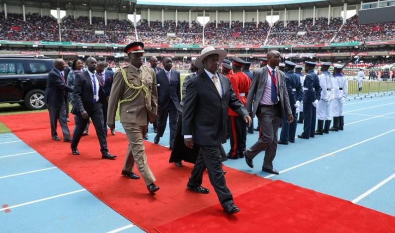 Museveni to hold talks with Uhuru Kenyatta