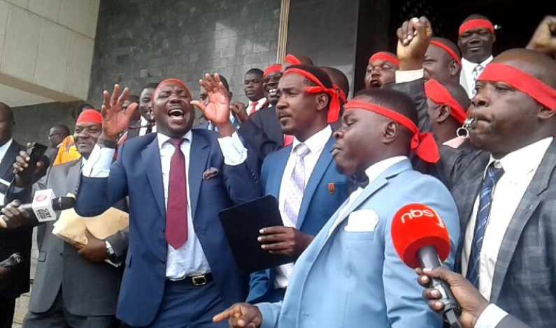 Opposition MPs reject proposed seven year term
