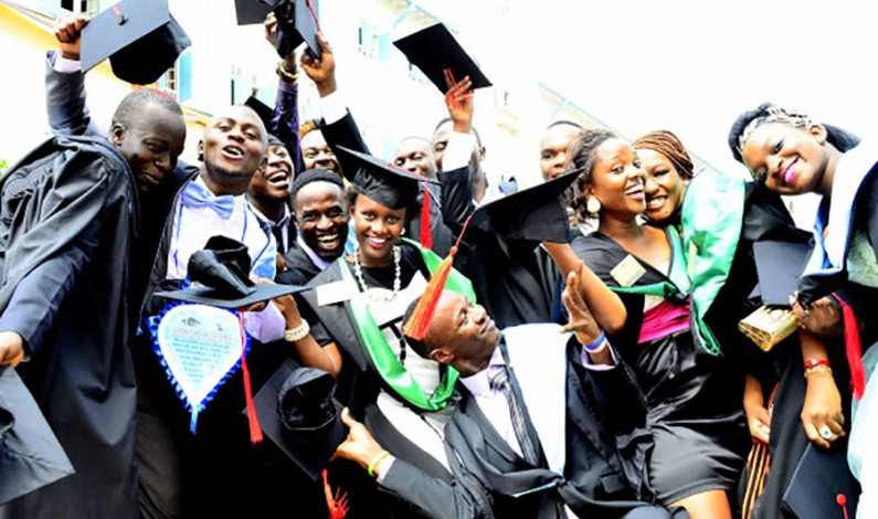 Makerere University 68th Graduation list and events