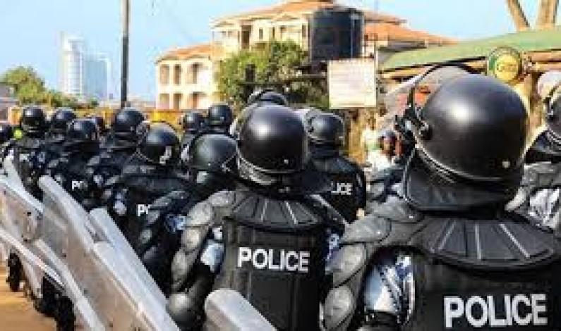 Police budget slashed by 721 billion