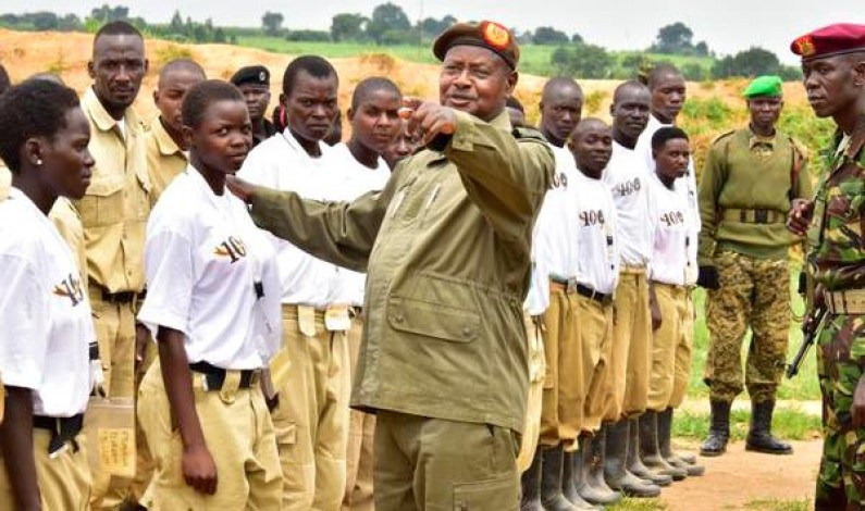 President Museveni assures Crime Preventers on their status