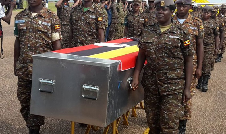 Parliament demands for actual number of UPDF death in Somalia attack