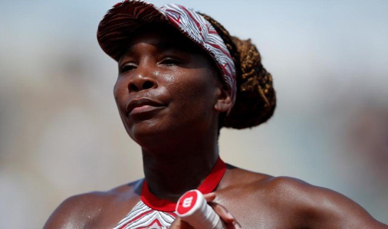Venus Williams becomes first big name to fall at 2018 French Open