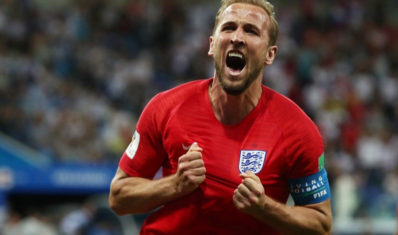 Captain Kane scores dramatic injury-time winner to earn three points for England