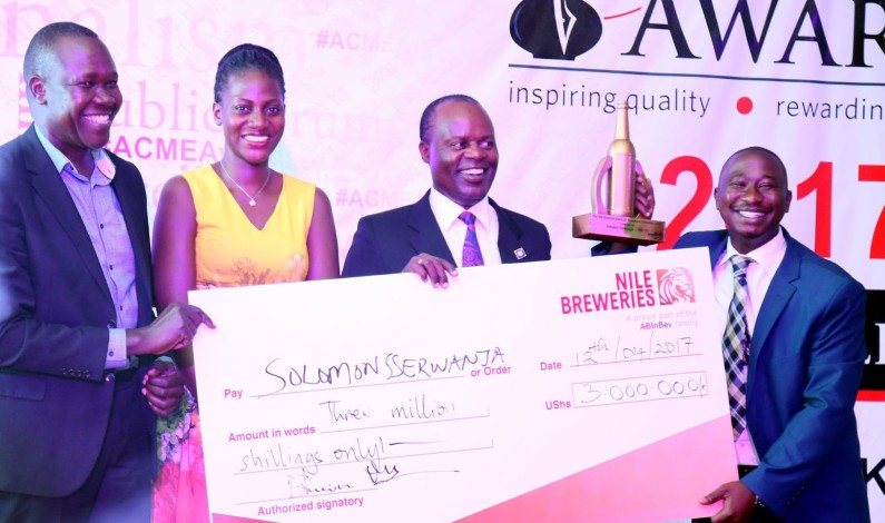 ACME explains delay of journalism awards