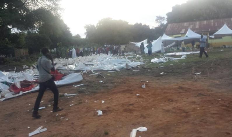 Gunfire greets arrival of MP Abiriga's body in Arua