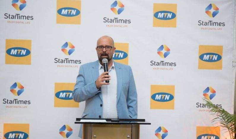 MTN Uganda and StarTimes partner to offer mobile TV bundles