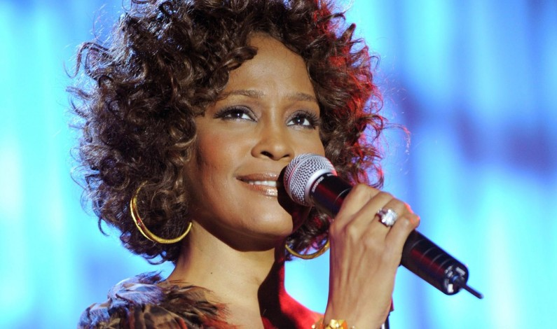 Whitney Houston's bible is being sold for $95,000 after the star left it behind at an old property