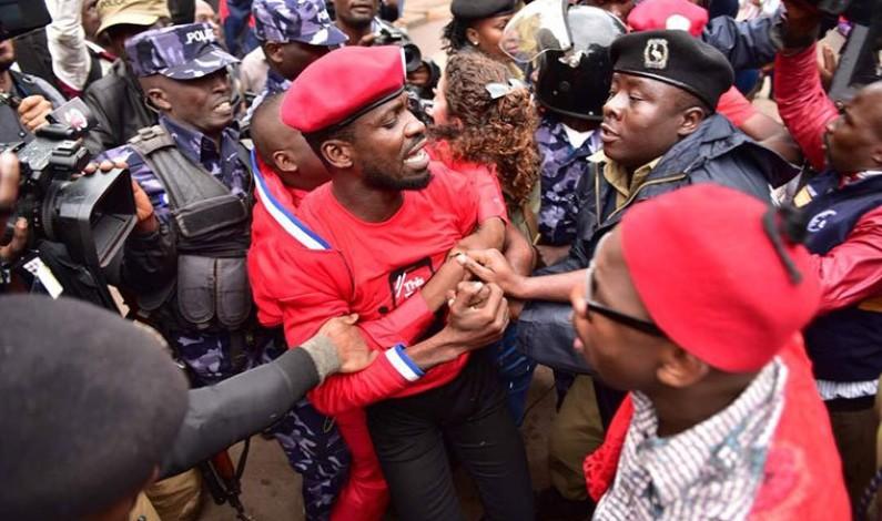 Bobi Wine beats police intellligence in yet another round