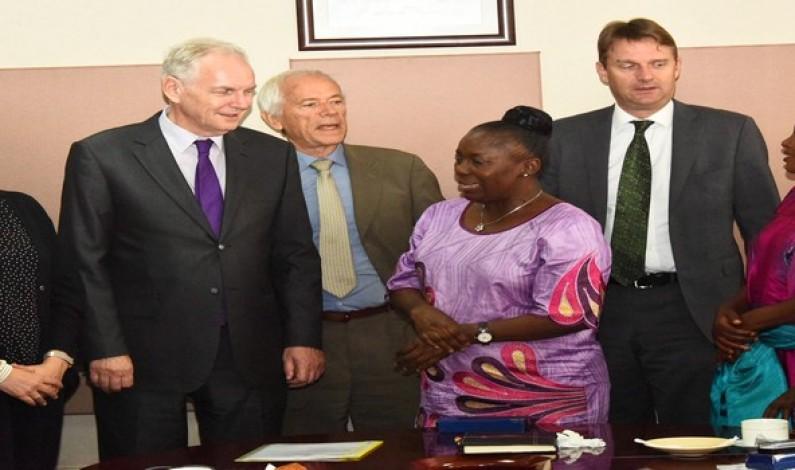 Kadaga roots for better Uganda-Dutch Parliamentary relations