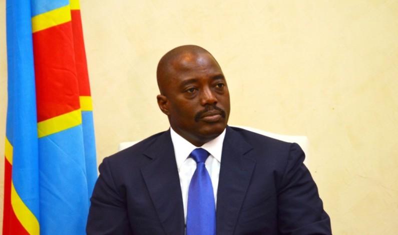 DR Congo President Joseph Kabila not pursuing third term