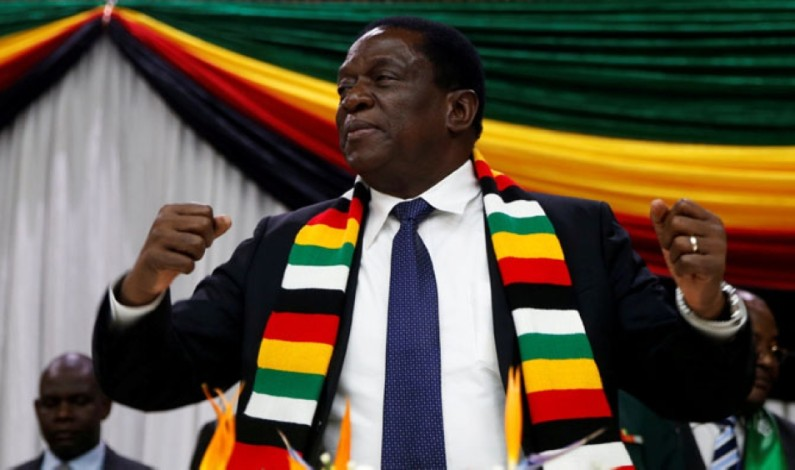 Emmerson Mnangagwa declared winner as defeated opposition leader rejects result