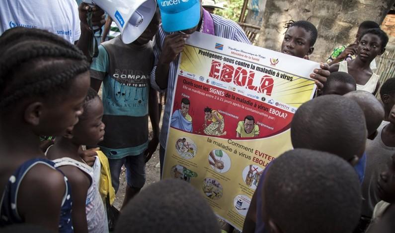 Ebola hits DR Congo again