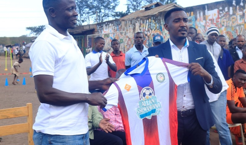 Katwe United announces Hassan Mubiru as new head coach