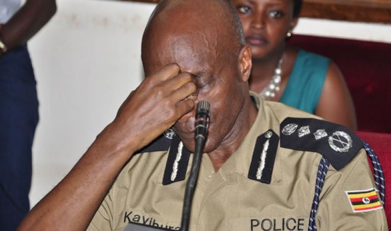 General court martial, Gutti grants bail to Gen. Kale Kayihura