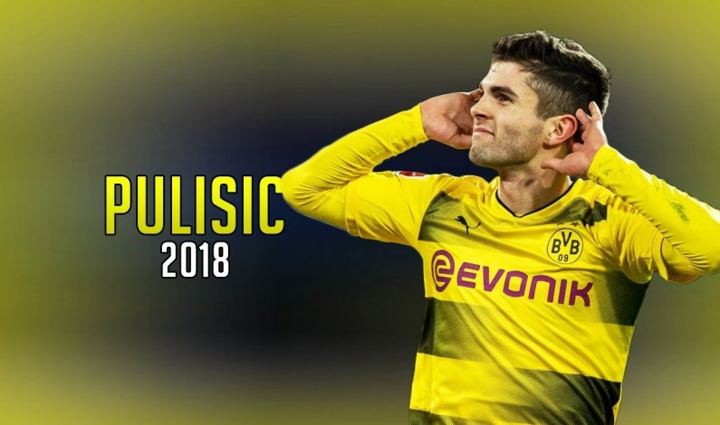 Christian Pulisic linked to Chelsea move