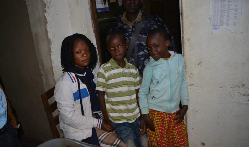 Police rescues two children from kidnappers in Kireka