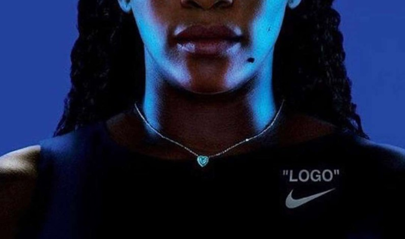 Serena Williams In Partnership With Nike and Virgil Abloh for The Queen Collection