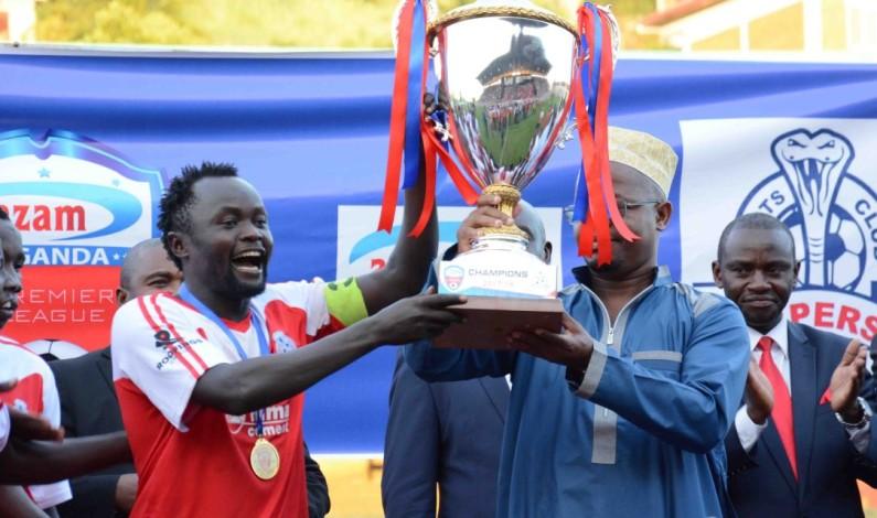 Uganda Premier League sponsors to unveil new sponsors