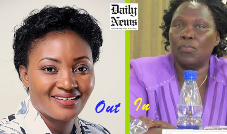 Winnie Kiiza sidelined, Betty Aol Ochan new leader of opposition