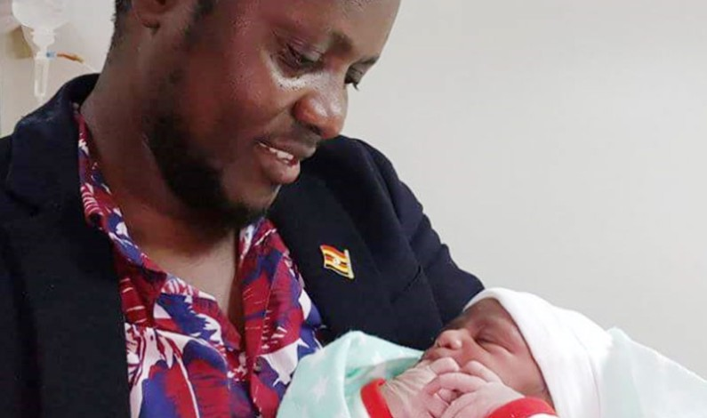 Dr. Hilderman names newly born son after Bobi Wine