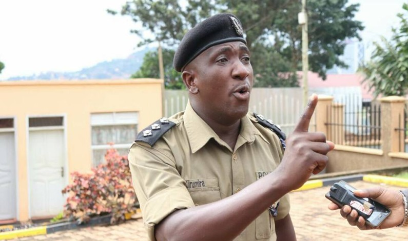 The life of the late Muhammad Kirumira as a Police Officer