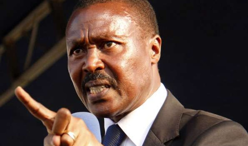 Gen Mugisha Muntu issues a statement on why he quit FDC