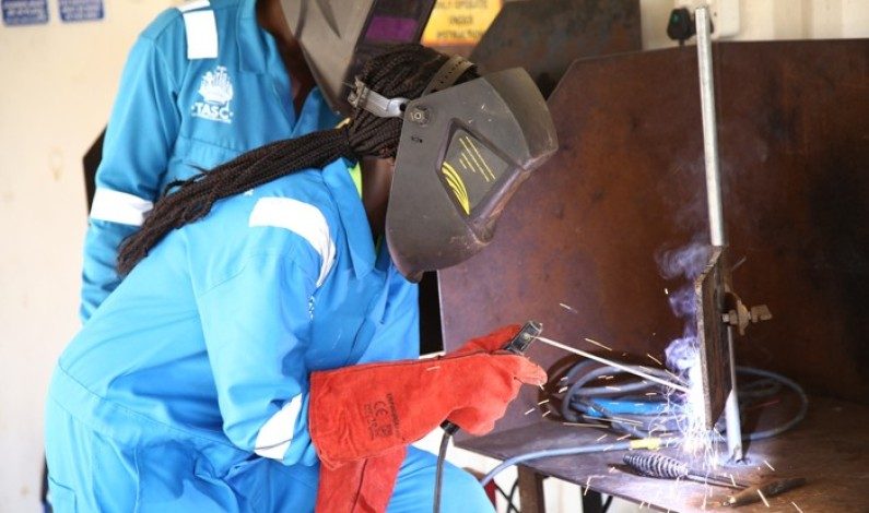 Total Commences Specialised Training of Welders in Albertine Region