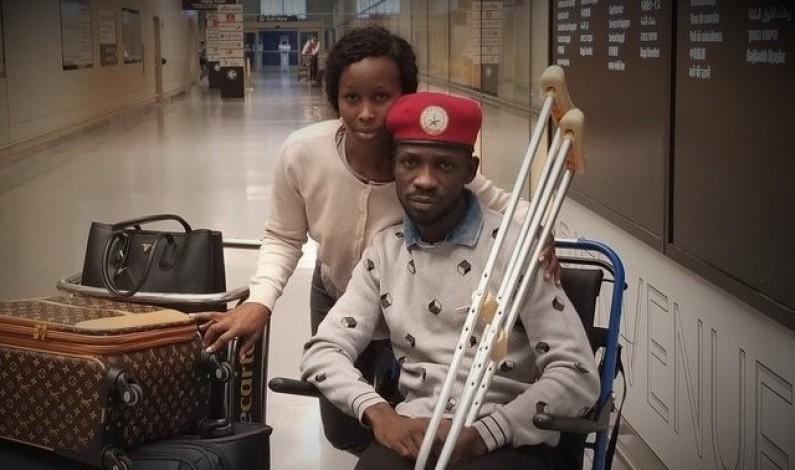 Bobi Wine To Hold Washington DC Press Conference