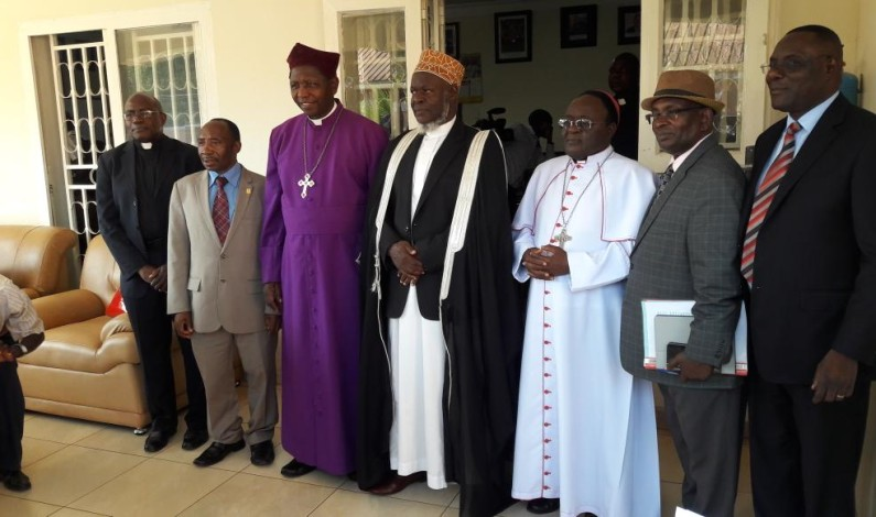 Inter Religious Council releases agenda for national dialogue