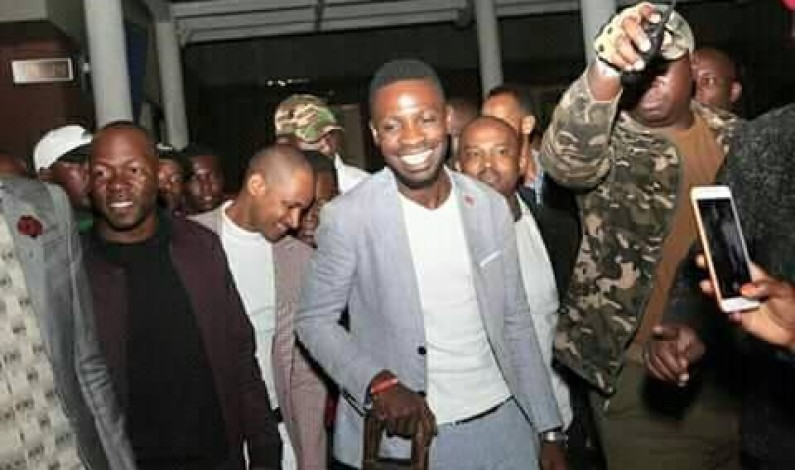 Bobi Wine in Kenya for five-day visit