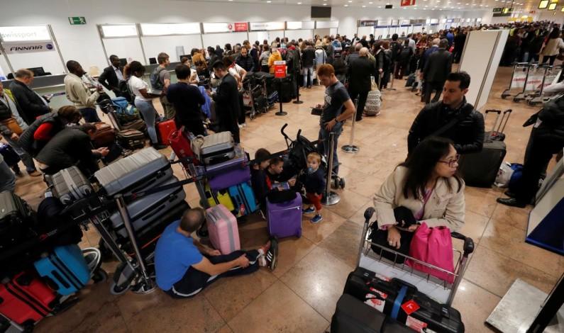 1000 Passengers left stranded as Brussels baggage handlers go to strike