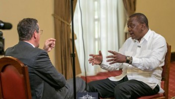 Uhuru Kenyatta not interested in changing Kenya's constitution
