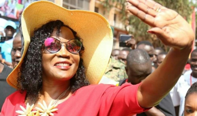 KCCA Executive Director, Jennifer Musisi resigns