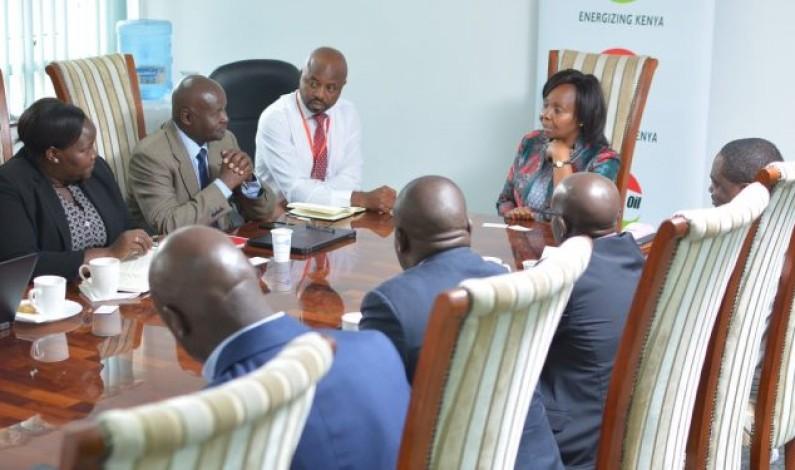 Uganda, Kenya hold talks on oil and gas sharing