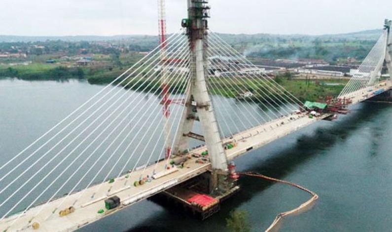 President Yoweri Museveni commissions Source of the Nile bridge in Jinja