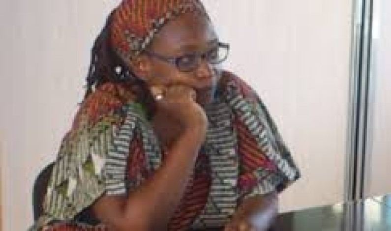 Stella Nyanzi Arrested While Trying to Access her Office