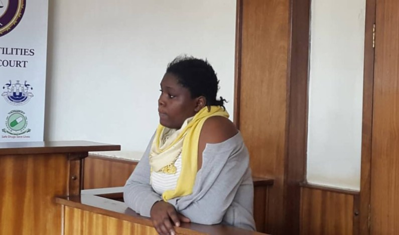 Susan Namata finally granted bail on charges of Cyber Harashment on President Museveni