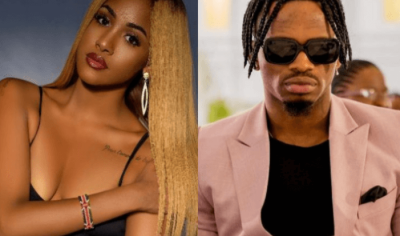 Diamond Platnumz calls off wedding with Kenyan Beauty Tanasha