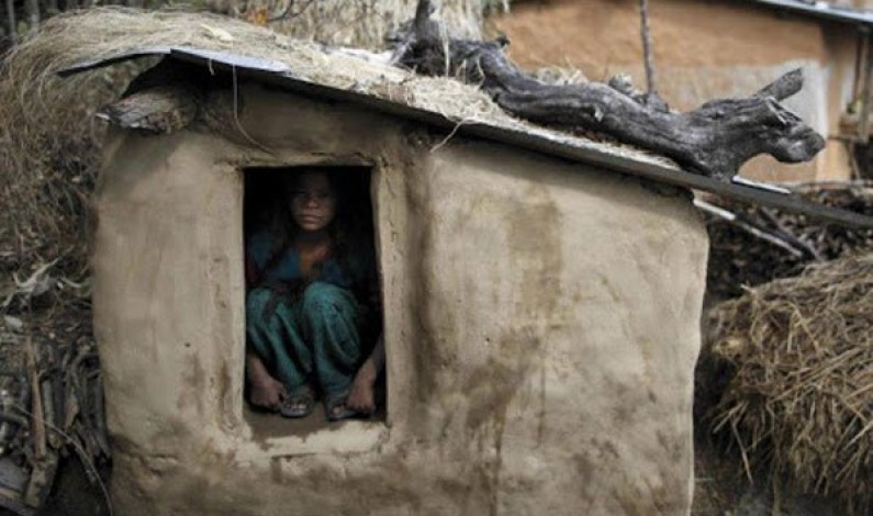 Woman and Children Suffocate in Nepal 'Menstruation Hut'