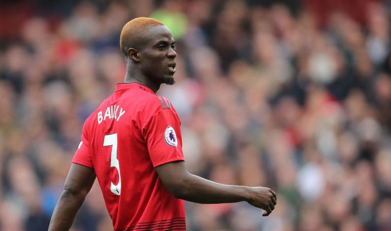 Eric Bailly ruled out of 2019 AFCON