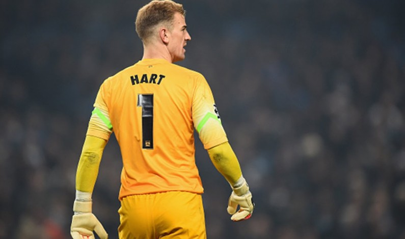 Joe Hart set to leave Burnley on free