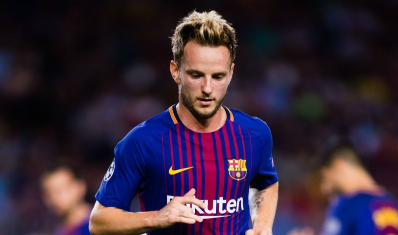 I want to stay in Barca – Rakitic