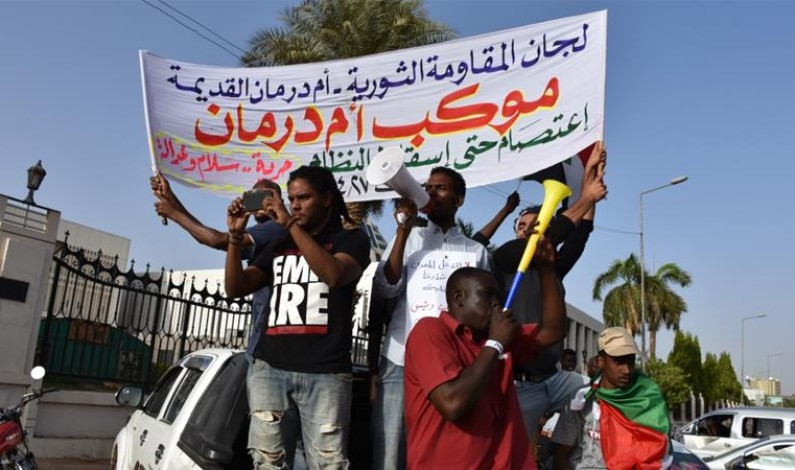 Sudan Opposition and Military agree on a joint Council